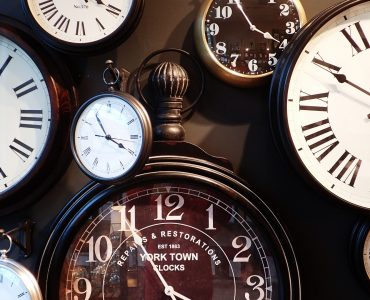 3 Medição de tempo. Pixabay