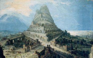 1 Torre de Babel. Domínio Público recortada